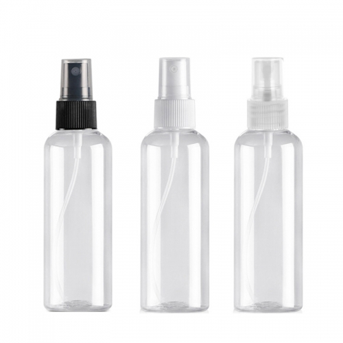 12pcs/lot 60ml PET empty refillable perfume bottle, plastic mist spray bottle for cosmetic packaging