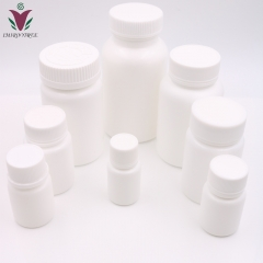 30pcs/lot 120cc 120ml HDPE plastic empty refillable Capsules pill bottles with CRC Cap