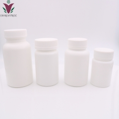 Free shipping 50pcs/lot 60cc 60ml HDPE white empty Pharmaceutical bottle, plastic refillable bottle Capsule container