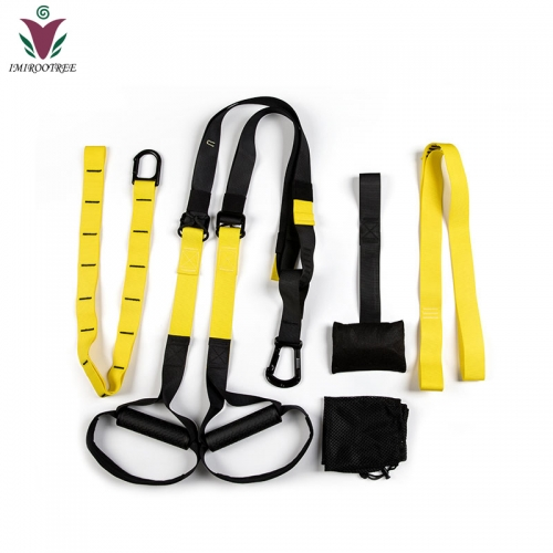 Resistance Bands Fitness Hanging Belt Training workout Pull rope Stretching Elastic Straps